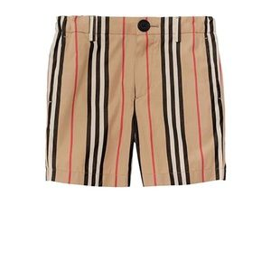 BURBERRY KIDS ICON SHORTS SIZE 10